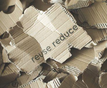 genbrugs pap