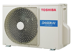 Toshiba Super Flexi Inverter